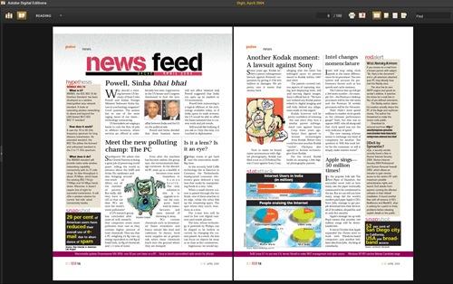 adobe digital edition  pdf